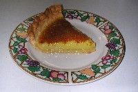 Easy Lemon Chess Pie: A Lemon Chess Pie is almost like a lemon meringue pie only better.