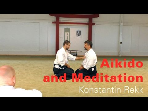 The Secret Power of the Intentionless (Choiceless) State in Aikido, Qigong, Meditation - YouTube