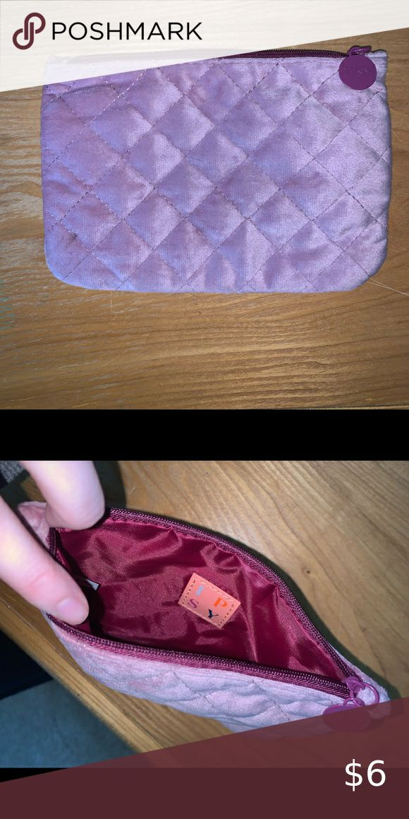 IPSY bag! pink, soft IPSY bag! Great for holding beauty