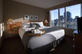 All suite hotel in downtown Vancouver, the Delta Vancouver Suites