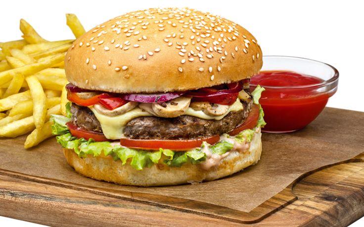 Мясо, Птица, РЫБА - вкусная еда с доставкой на дом или в офис