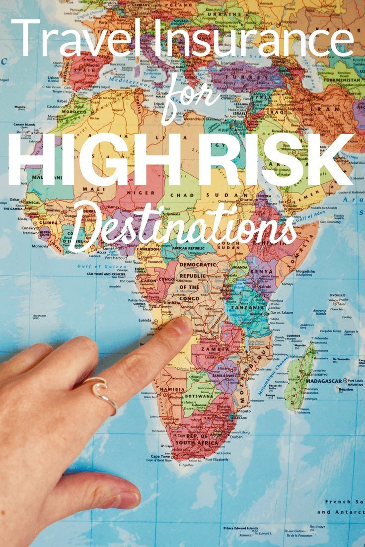 How To Buy Travel Insurance For High Risk Destinations