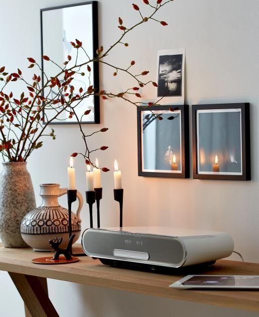 "Home-Entertainment: So wird's gemütlich: HiFi System ""SC-ALL7CD"" von Panasonic | LIVING AT HOME"