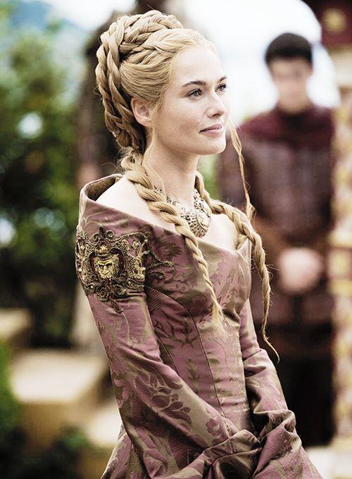 Cersei Lannister ~ Game of Thrones Fan Art