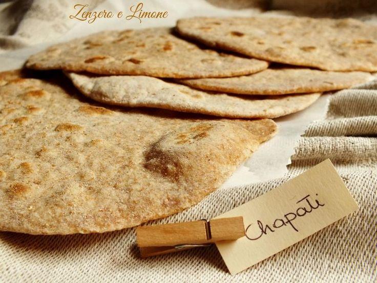 Chapati casalingo