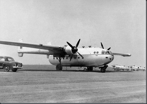 Restos de Colecção: Antigos Aviões Militares (9)