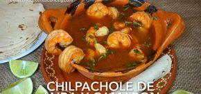 Receta para Chilpachole de Jaiba y Camarón. NOTA: Si te gusta un poquito más espeso puedes usar más masa de la indicada en la receta, los gustos de cada familia son diferentes. Pero siempre es mejo…