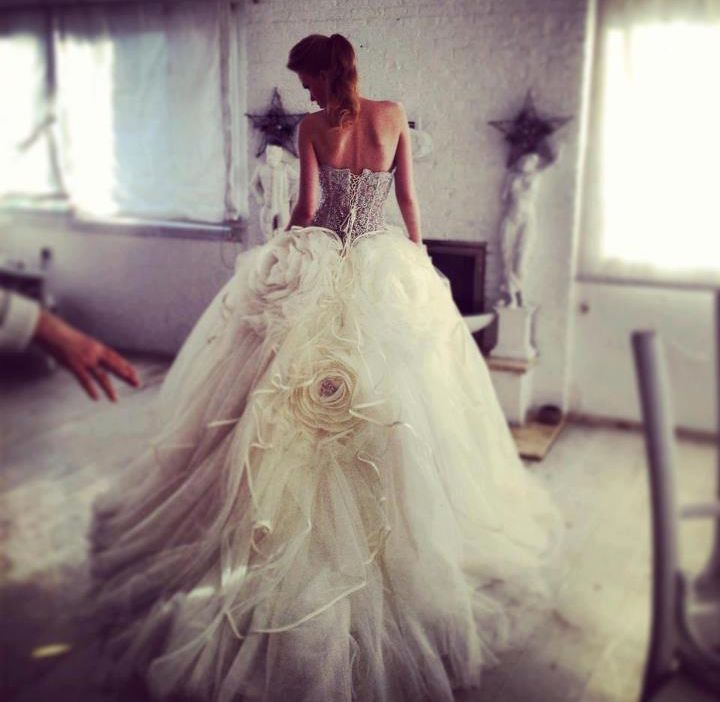 The 20 Most beautiful wedding dresses ‹ ALL FOR FASHION DESIGN
