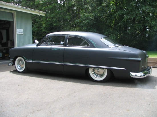 1950 ford perfect except it 39 s a tudor not a coupe. Black Bedroom Furniture Sets. Home Design Ideas