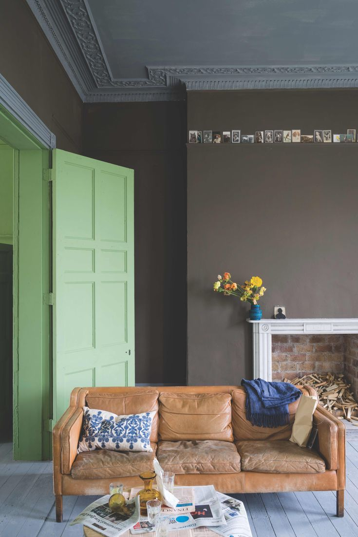 Farben Farrow And 7 best salon drab 290 paint farrow images on
