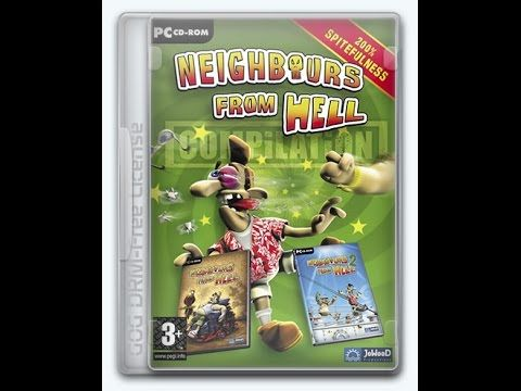 TRAILER Neighbours From Hell Compilation Дата выхода: 20 февраля 2004