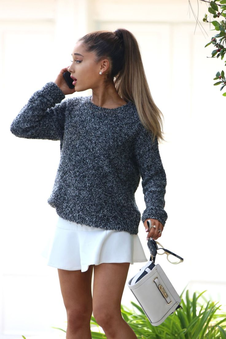 Brown Sweater Outfits