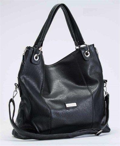 La Pearla Black Hobo Bag R799 Snakeskin hobo bag  Features Colour: Black  Two external zippers  Ample internal storage pouches more Brand: La Pearla