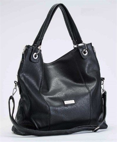 La Pearla Black Hobo Bag R799 Snakeskin hobo bag  Features Colour: Black  Two external zippers  Ample internal storage pouches more Brand: La Pearla