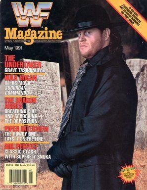 WWF May 1991