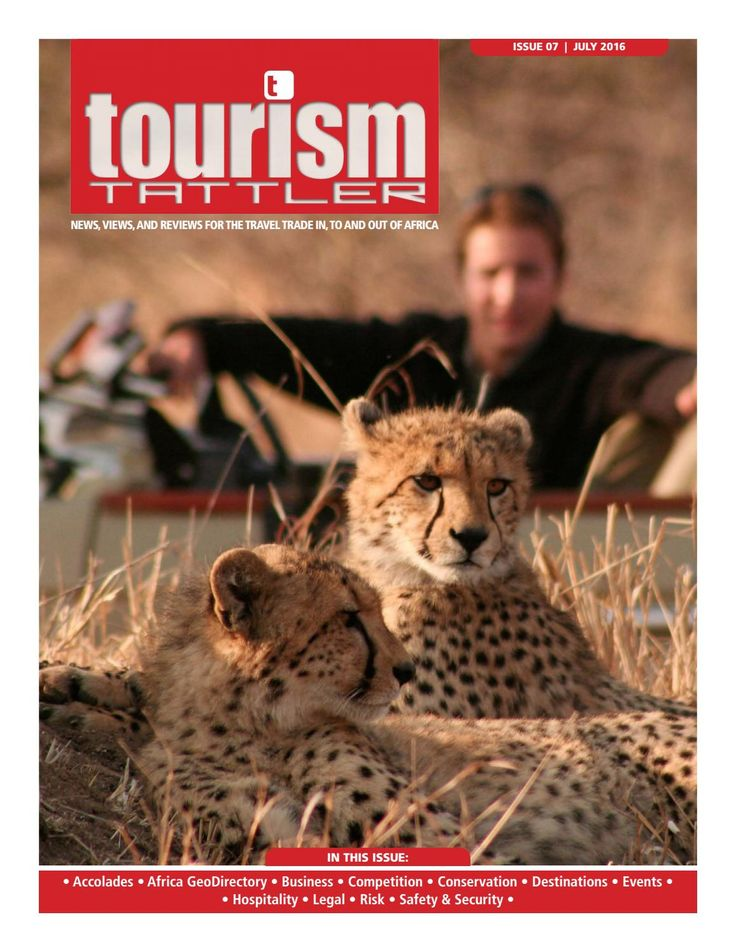 Tourism Tattler July 2016
