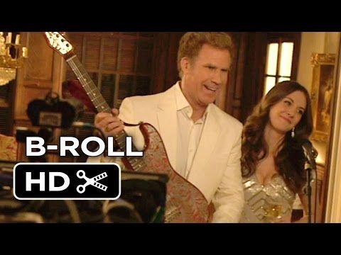 JESSIE SPENCER: Get Hard B-ROLL 1 (2015) - Will Ferrell, Alison Brie Movie HD