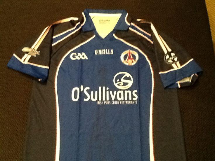 Paris Gaels GAA jersey