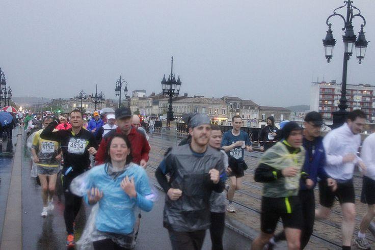 Marathon de Bordeaux Métropole - 18 avril 2015
