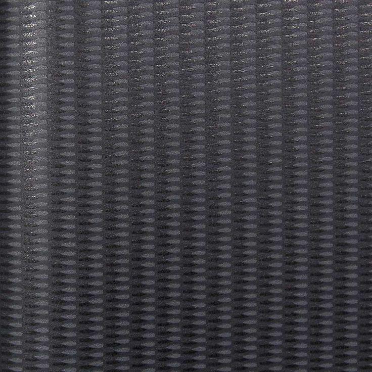 Black and Dark Grey Geometric KR460 Wallpaper from the Globalove Collection by Karim Rashid