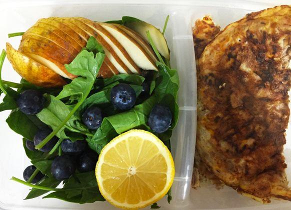 Encontrar ideas de que hacerse de almuerzo todos los días, que sean rápidas y sanas no es fácil. Yo me hago mi almuerzo todos los días en la mañana y me lo llevo al trabajo. Hay días que ando muy i…