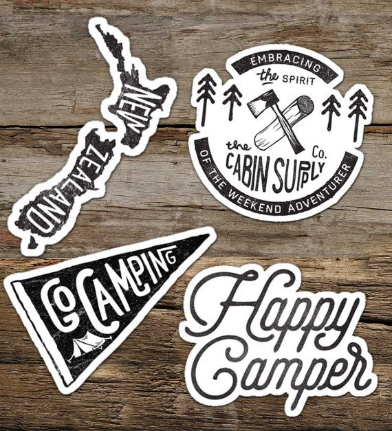 inspirational adventure sticker by thecabinsupplyco on Etsy