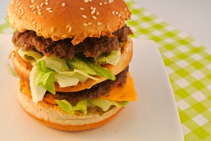 De Lekker en Simpel Big Mac - Lekker en Simpel