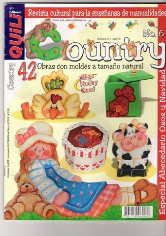 REVISTA COUNTRY