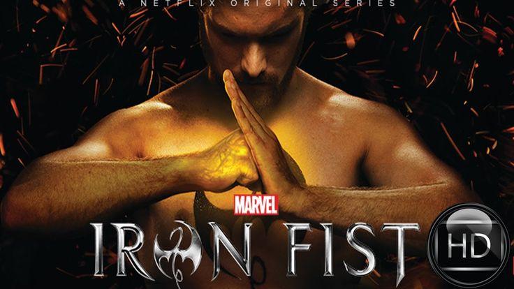 Железный кулак / Marvel's Iron Fist Official Trailer HD (Netflix)