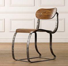 loft bútor, antik szék