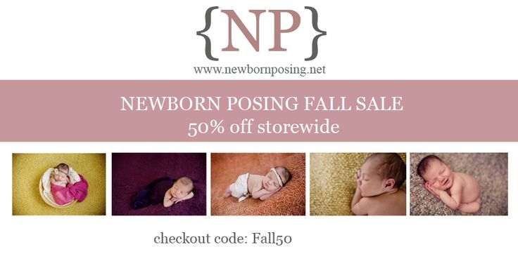 Fall Sale - 50% off storewide