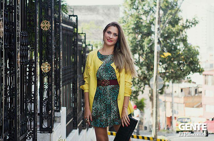 María Adelaida Villamil trabaja en Studio F, casa de modas donde ha trabajado en las áreas de publicidad, mercadeo y relaciones públicas coordinando la producción de catálogos, desfiles y eventos. En su campo, es una de las más destacadas. http://elpais.com.co/gente