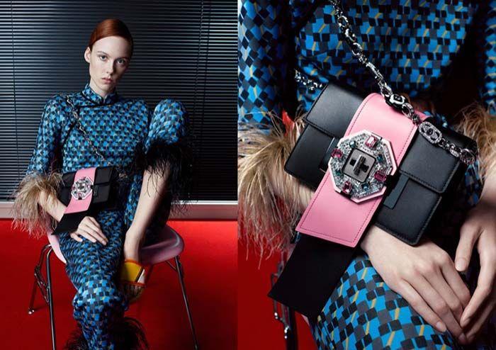 Prada Spring/ Summer 2017 Ad Campaign