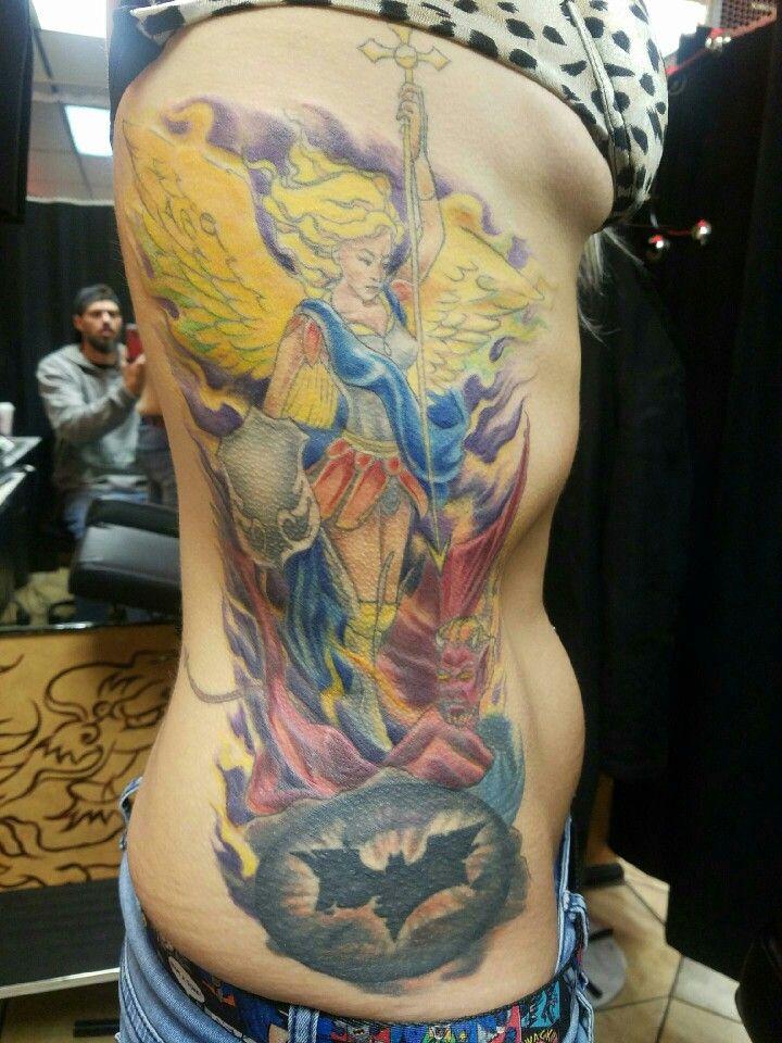85 best tattoos images on pinterest for Female batman tattoos