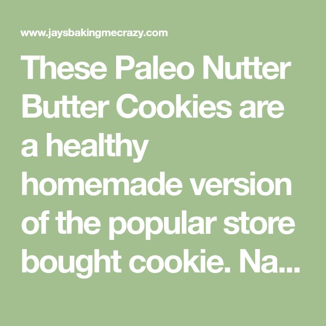 These Paleo Nutter Butter Cookies are a healthy homemade version of the popular store bought cookie. Naturally sweetened and gluten free and dairy free. I'm back with another copy-cat recipe. I didn't realize I was on a roll with them until I was editing these pictures and got thinking about the Paleo Brownie Brittle Bark...Read More »