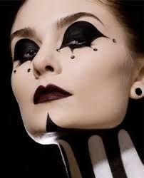 maquillajes arlequin