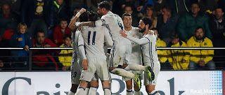 El Real Madrid con cifra goleadora record