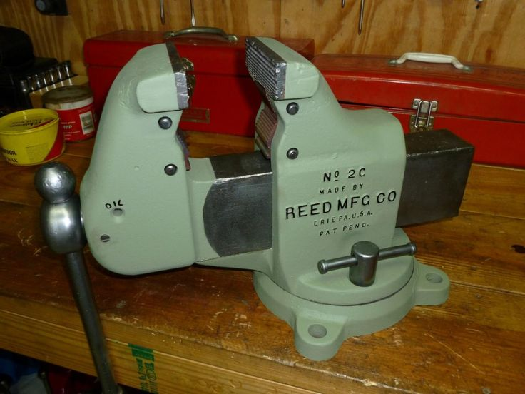 17 Best Images About Reed Bench Vises On Pinterest