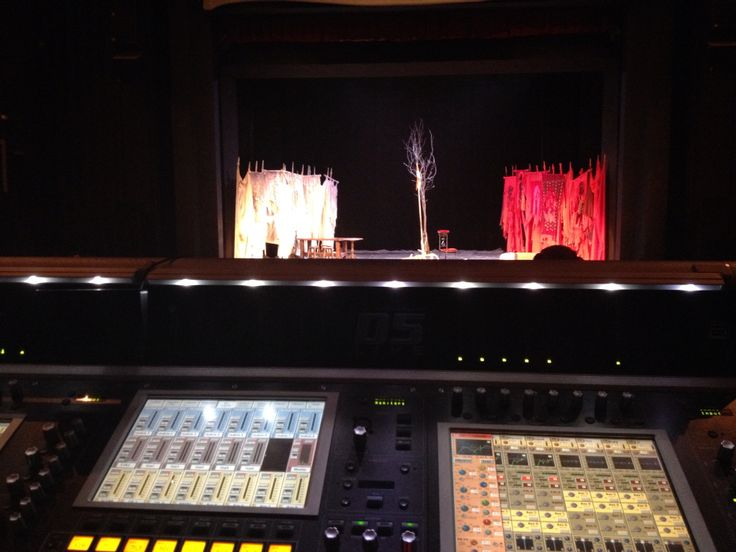 FOH @ muzyczny Theatre