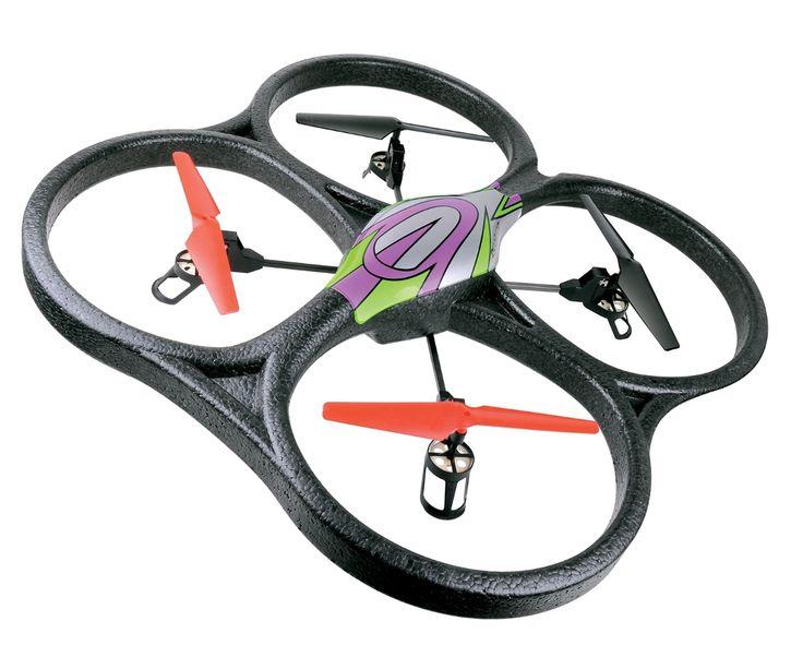 2Fast2Fun Drone 4-kanals 2.4GHz fra CDON. Om denne nettbutikken: http://nettbutikknytt.no/cdon-com/