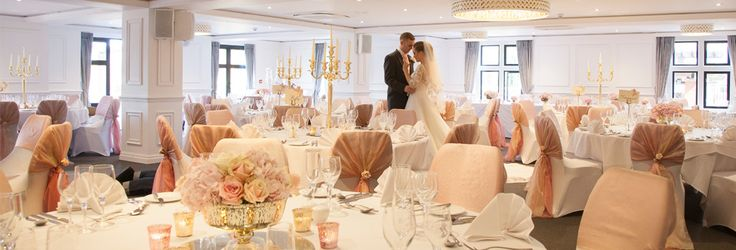 Luxury Wedding Venue Staffordshire Hoar Cross Hall Spa Hotel