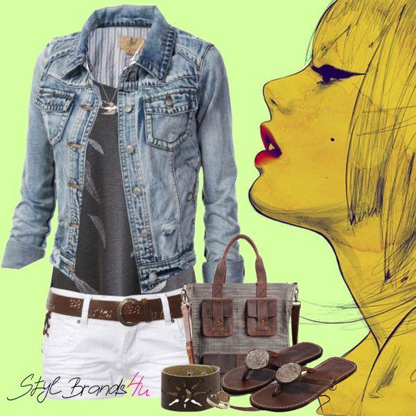 Dámy čo hovoríte na tento outfit ... :) Jednoduchý a pohodlný ... :)  #outfit #moda #fashion