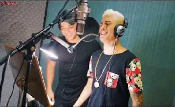 MC Kevinho e Wesley Safadão musica nova!