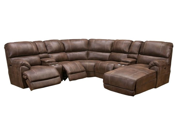 Value City Furniture Alexandria Va: Homeland Collection - Right Chaise Sectional