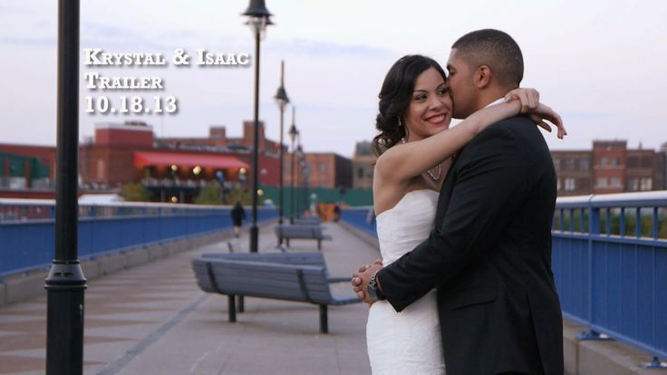 Krystal & Isaac Wedding Trailer