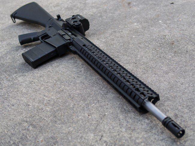 CMMG Mk3 LR-308 Rifle