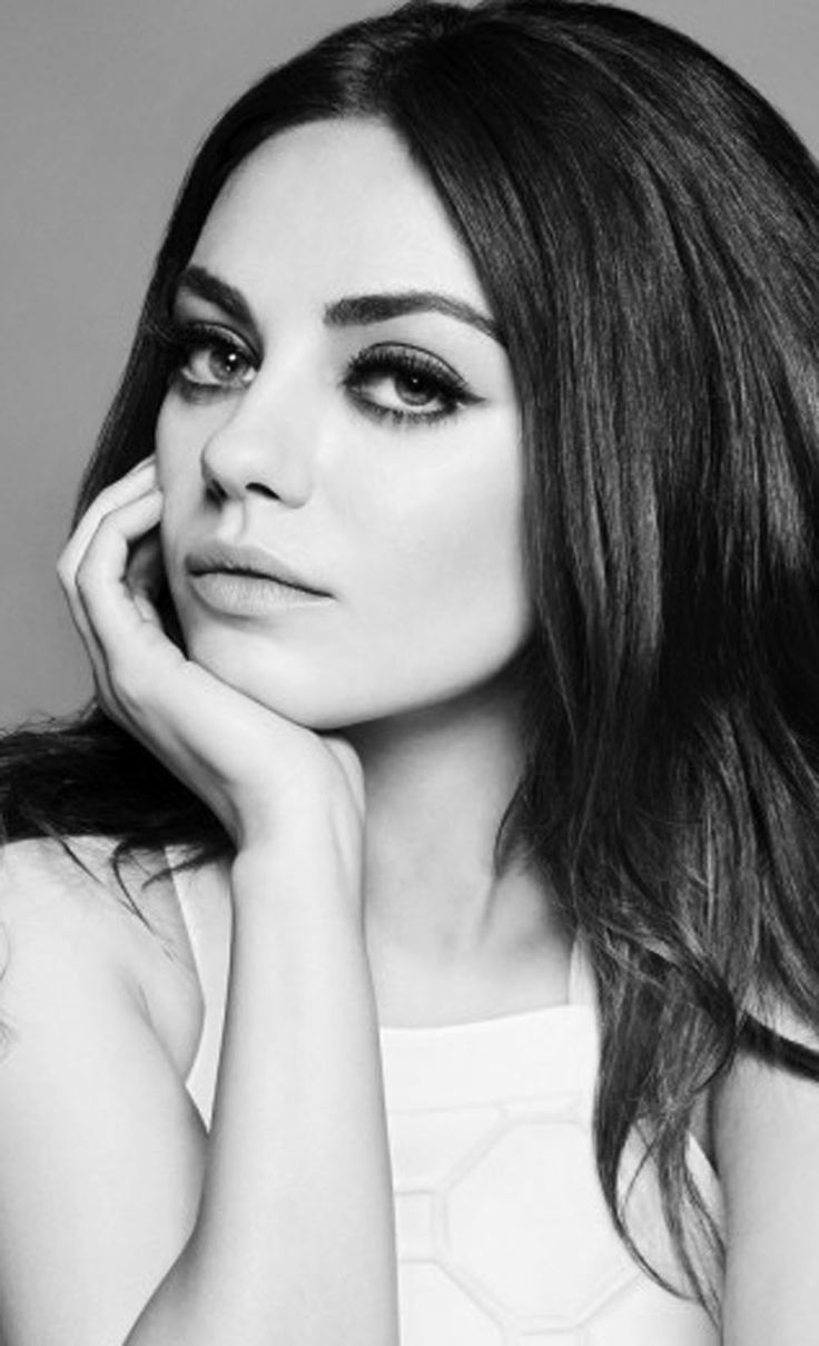 Mila Kunis - gorgeous #skincare #skinspiration #beauty