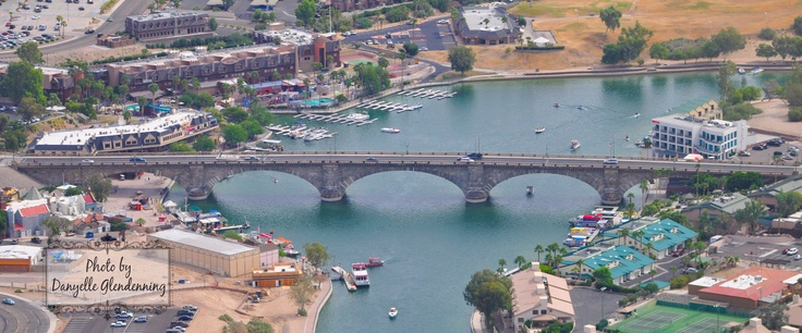 London Bridge, Lake Havasu City AZ