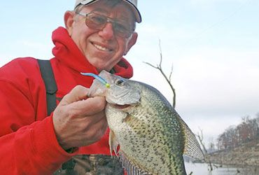 Four great lakes for spawning crappie crappie fishing for Crappie fishing in alabama