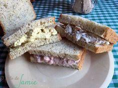 Éstos sándwiches estilo Rodilla son perfectos para cualquier tipo de celebración, ya que son fáciles y rápidos de preparar.